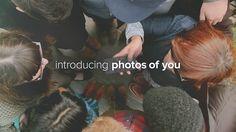 "To Instagram παρουσιάζει: Photos of You  Οι φωτογραφίες είναι αναμνήσεις από τους ανθρώπους, τους τόπους και τις στιγμές εκείνες που σημαίνουν τα πάντα για εμάς. Το Instagram προσπαθεί πάντα να υιοθετεί απλούς και εκφραστικούς τρόπους για να φέρει τις ιστορίες που κρύβονται πίσω από τις φωτογραφίες, ξανά στη ζωή. Όμως, η φωτογταφική λήψη συλλαμβάνει το ""τι;"" και ο φωτογραφικός μας χάρτης απαντούσε στο ""πού;"" αλλά δε φτάνει αυτό…!"
