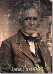 Military Monday - War of 1812 Veteran: Asher Waterman