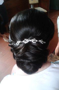 bridesmaids hair in rome by Janita  www.janitahelova.com