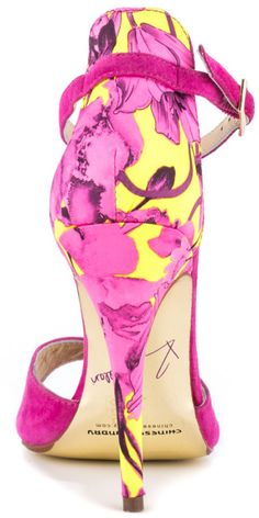Kristin Cavallari Leale – Hot Pink Suede