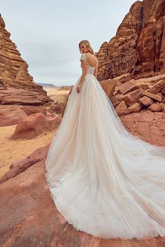 Oksana Mukha - Mariella Wedding Dress