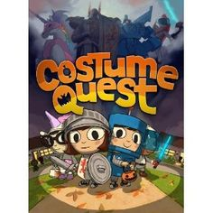 Costume Quest (downloadable game)