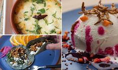 Cheesy grasshoppers, prawns with live ants and CRICKET rice cakes: Insect-eating is the latest culinary trend to hit the UK