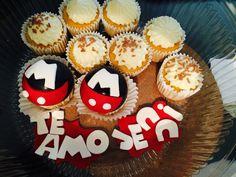 Cupcakes Mickey