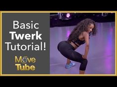 Learn Step by Step Beginner Twerk From Kelsey Mobley! - YouTube