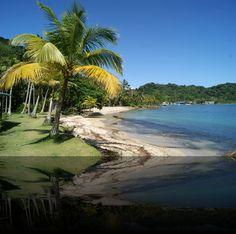 Capurganá y Sapzurro: playas caribeñas para descansar | viajerosustentable Colombia Travel, Natural Wonders, South America, Places To Visit, River, Island, Adventure, Country, To Go