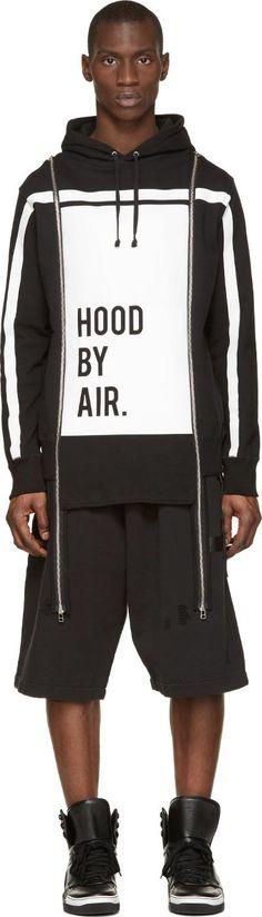 Hood by Air - Black