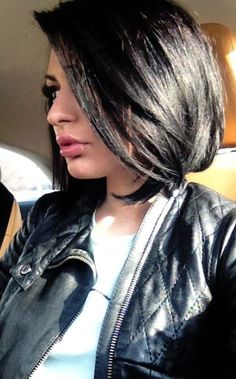 I love this cut :) Maybe after I loose the baby weight and donate my hair!
