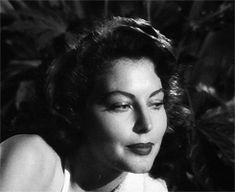 "Ava Gardner: A Face Like No Other • Ava Gardner in ""The Bribe"""