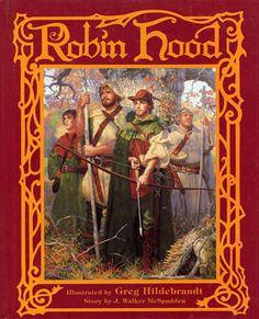 Robin Hood, Greg Hildebrandt