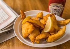 Fish and chips recept   Bérczi Róbert receptje - Cookpad receptek