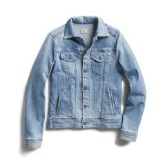 Stitch Fix Spring Stylist Picks: Classic casual denim jacket