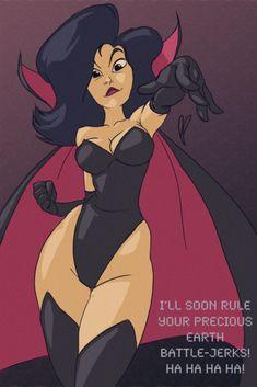 The Dark Queen by pmaestro