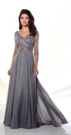 Elegant Montage by Mon Cheri mother of the bride dresses