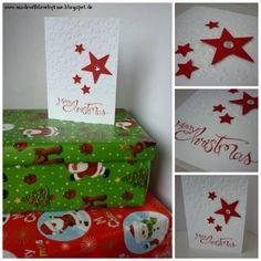 made with love by kme: Weihnachten im Schuhkarton