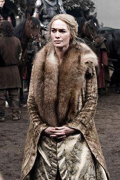 Queen Cersei Baratheon (Lena Headey)  'Game of Thrones'
