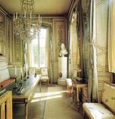 Haga Park ,Gustav III's Pavilion Divan room , Sweden
