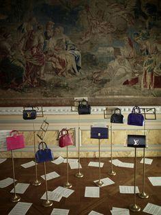 CLM - Set Design - Simon Costin - Louis Vuitton Pre Fall 2013 - Modo