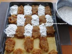 Desert Recipes, Quick Easy Meals, Sweet Recipes, Gingerbread, Waffles, Cheesecake, Deserts, Food And Drink, Dishes