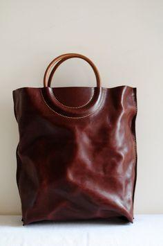 Handmade bag by Artemis Leatherware, Hong Kong