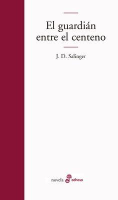 Salinger, El guardián entre el centeno. ¡Mirá nuestro producto! Si te gusta podés ayudarnos pinéandolo en alguno de tus tableros :)