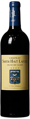 2009 Chateau Smith Haut Lafitte Rouge Pessac-Leognan Bordeaux 750 mL * Learn more by visiting the image link.