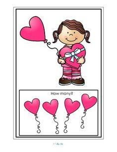 preschool valentine group activities