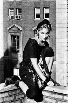Madonna, 1983. Photograph: Kate Simon