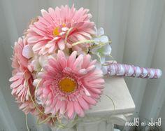 gerber daisy | Gerber daisy wedding bouquet