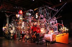 Welcome to Beveldom: Mat Bevel's Museum of Kinetic Art   Tucson Museum of Art