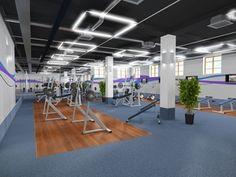 Фитнес-центр коттеджного поселка | ИЗУМROOD (ex. Изумрудный Город)
