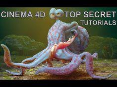Cinema 4D Cmotion-Cinema 4D Top Secret. - YouTube