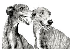 Art by Cheri - Dog Gallery