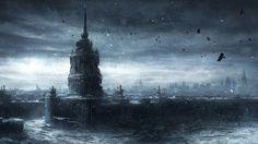 Science Fiction - Post Apocalyptique  Fond d'écran