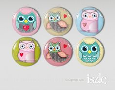Hey, I found this really awesome Etsy listing at http://www.etsy.com/listing/83355221/fridge-magnet-gift-set-set-of-6