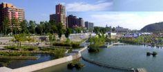 Parque Bicentenario Santiago de chile