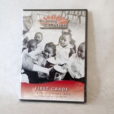 1st Grade English DVD  |  Send an order request to ordermaterials@readinginmotion.org