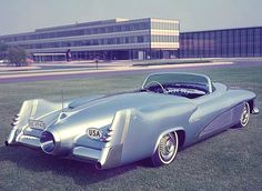 Buick Vintage Concept Cars from the Retro Cars, Vintage Cars, Concept Cars, Automobile, Buick Cars, Buick Lesabre, Gm Car, Roadster, Futuristic Cars