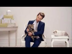 Important lessons, guys: Juicy Couture Presents: Eticat Lessons with Derek Blasberg