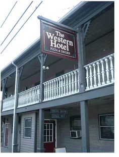 Western Hotel Restaurant, Burrillville RI. http://www.visitingnewengland.com/western.html