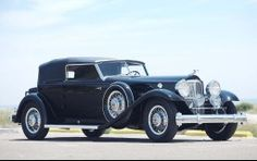 1932 Packard 904 Deluxe Eight Convertible Victoria