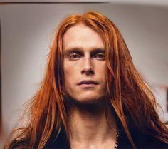 Danila Polyakov --- I love long red hair... also, long blonde hair, and long brown hair... Long black hair is pretty great too...