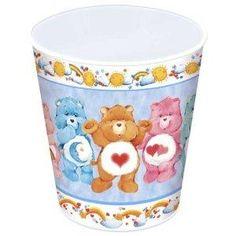 Care Bears Waste Basket