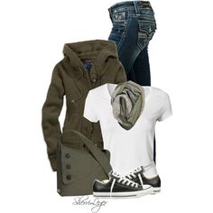 Untitled #720, created by sherri-leger on Polyvore