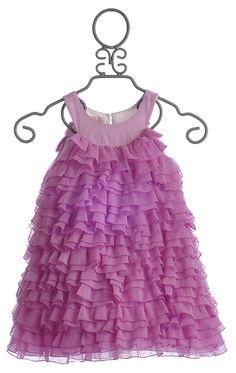 Isobella & Chloe Violet -Dora the Explorer birthday dress option