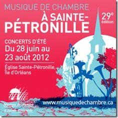 Musique de chambre à Saint-Pértonille - Tryo Gryphon le jeudi 2 août / Musique de chambre à Sainte-Pétronille