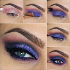 20 Trucos de maquillaje para lograr unas sombras envidiables. ¡Especial para las…