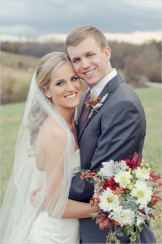 Fall Wedding Ideas - wedding photography by Alea Moore