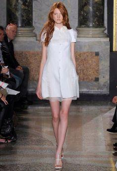 MILANO | MODA DONNA P|E_14 | MILA SCHÖN   ---    Tangerine for Edged Whites ..