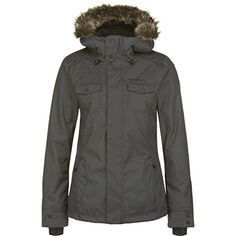 O'Neill Women's Seraphine Jacket Black Out Outerwear XS (US 0) O'Neill Snow
